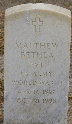 Matthew Bethea
