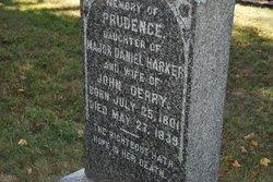 Prudence <I>Harker</I> Derry