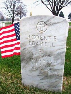 Robert E Fearell