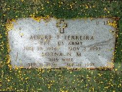 Albert T Ferreira