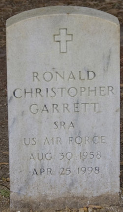 Ronald Christopher Garrett