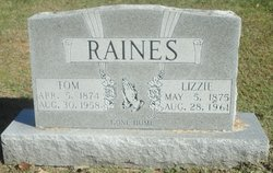 Thomas Raines