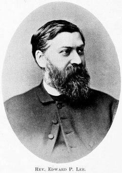 Capt Edward Payson Lee