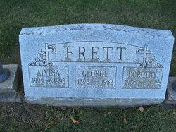 Dorothy <I>Freund</I> Frett