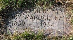 Mary Magdalene <I>Klug</I> Asbra
