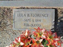 Lula B <I>Gibson</I> Florence