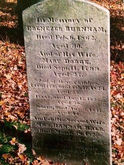 Ebenezer Burnham, Jr