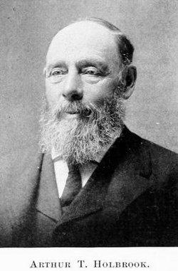 Arthur T Holbrook