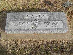"""James Dayton """"Jim"""" Garey"""
