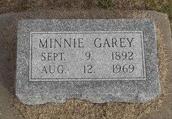 Minnie Ruth Garey