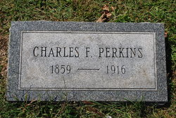 Charles F Perkins
