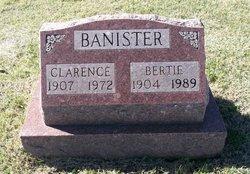 Bertie <I>Reese</I> Banister