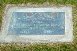 Andrew Sylvester Cheek