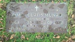 James Curtis Munro