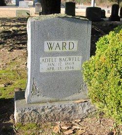 Adele Hamilton <I>Bagwell</I> Ward