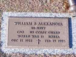 William Beaufort Alexander