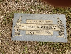 Michael Joseph Jean