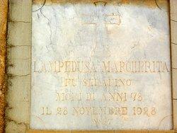 Margherita Lampedusa