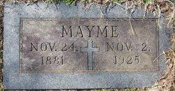 Mayme Lipsmeyer