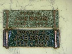 Fred O. Johnson