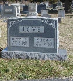 William T Love