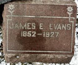 James E Evans