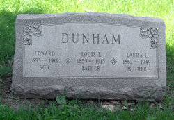Laura <I>LaBar</I> Dunham
