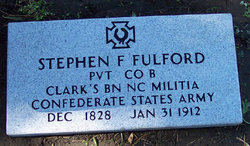 Stephen F Fulford