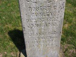 Jannetta <I>Rogers</I> Conley
