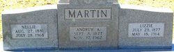 Lizzie <I>YARBROUGH</I> Martin