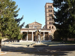 Abbey of Santa Maria di Grottaferrata