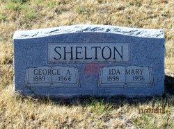 George Albert Shelton