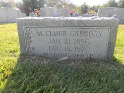 Marshall Elmer Gregory