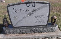 Beatrice Elva <I>Dale</I> Johnson