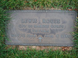 Lewis Rouse