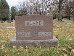 Lillian C. <I>Hawkins</I> Board