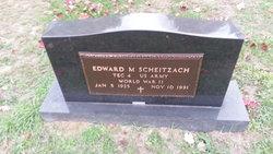 Edward M. Scheitzach