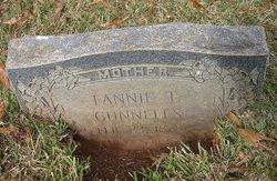 Fannie T Gunnells