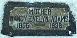 Nancy Evelyn <I>Mortensen</I> Adams