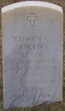 Edwin C Aikens