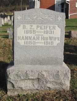 Benjamin Zacharias Peifer