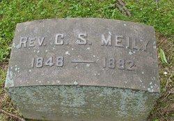 Rev Cornelius S Meily