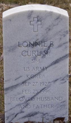 Lonnie B Curl, Sr