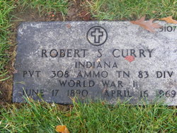 Robert Shafton Curry