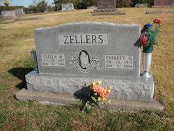 Clella M <I>Catton</I> Zellers