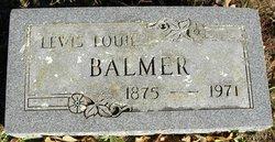"""Lewis """"Louie"""" Balmer"""