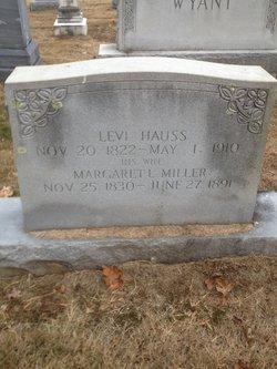 "Margaret Levina ""Bennie"" <I>Miller</I> Hauss"