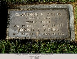 Bonnie C Fields