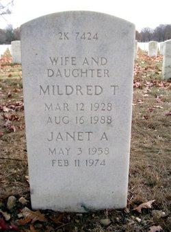 Janet A Fischer