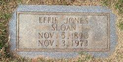 Effie J Sloan